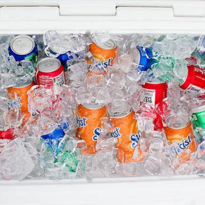 Frio 45 Qt. Cooler - W/ CCA Logo - Frio Ice Chests