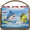 Frio 6 Pack Carrier- Saltwater Theme - Frio Ice Chests