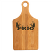Frio Paddle-Shape Bamboo Cutting Boards
