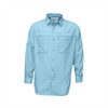 Frio Long Sleeve Fishing Shirt- Blue - Frio Ice Chests