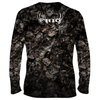 Frio Performance L/S Fishing Shirt w/ Deer Steel