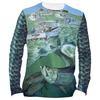 Kelly Reark Performance Long Sleeve - Fisherman