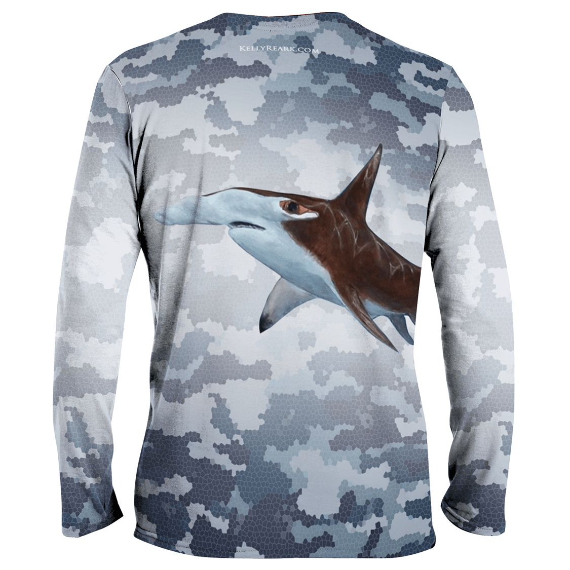 Kelly Reark Performance Long Sleeve - Hammerhead