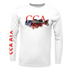 CCA ATX Performance Long Sleeve Shirt