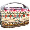 Frio 6 Pack Carrier - New Aztec