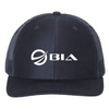 Frio Richardson 112 Black Mesh Cap - BIA