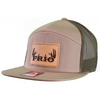 Richardson 168 Cap w/ Frio Deer Leather Badge