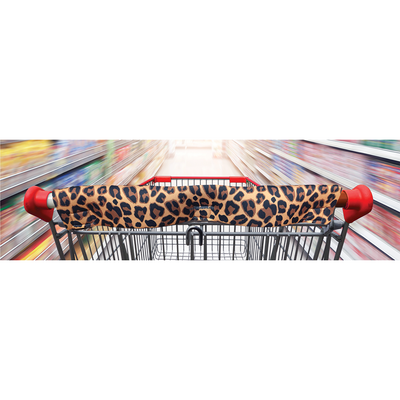 Frio Shopping Cart Cover - Leopard
