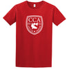 CCA Austin Chapter Short Sleeve  Shirt - Red