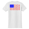 CCA Austin Short Sleeve  Shirt - USA Flag