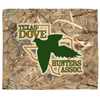 Custom Texas Dove Hunters Throw