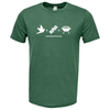 Frio Mens Short Sleeve Dove + Bacon + Grill Shirt