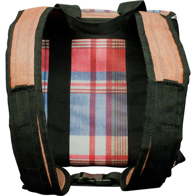 The 360 Backpack Cooler Plaid - Frio Ice Chests
