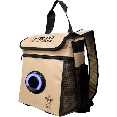 The 360 Backpack Cooler Tan - Frio Ice Chests