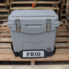 Frio 25 Qt Rotomold Cooler - Grey