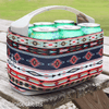 Frio 6 Pack Carrier - Aztec Theme
