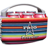 Frio 6 Pack Carrier- Serape