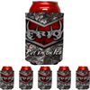 Frio Can Beverage Hugger 6 Pack - Deer Hunt