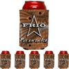 Frio Can Beverage Hugger 6 Pack - Redfish Camo