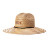 Straw Hat w/ Join CCA Redfish Badge