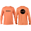 ESSX Solar Performance Long Sleeve Tee- Citrus