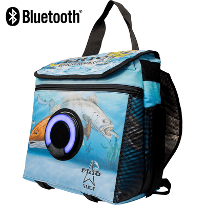 The 360 Backpack Cooler Saltwater