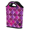 Frio Venti Lunch Tote - Purple Mosaic