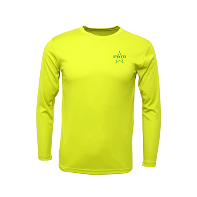 Frio Long Sleeve Solar Performance Shirt - Saltwater Slam
