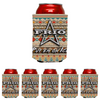 Frio Can Beverage Hugger 6 Pack - AZTEC