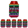Frio Can Beverage Hugger 6 Pack - Serape