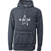 Frio Men's Burnout Hoodies w/ Frio Star