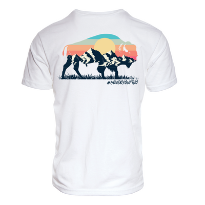 Frio Sunset Buffalo Short Sleeve Shirt