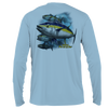 Frio Long Sleeve Solar Performance Shirt - Tuna