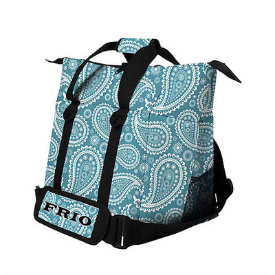 Frio 18 Can Cooler - Turquoise Paisley - Frio Ice Chests