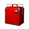 Frio Retro w/ Red Powder Coat - Frio Ice Chests