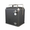 Frio Retro w/ Splatter Black Powder Coat - Frio Ice Chests