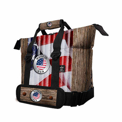 Frio 18 Can Cooler - USA Flag - Frio Ice Chests