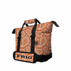 Frio 9 Can Cooler - Texas Orange Paisley - Frio Ice Chests