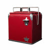 Frio Retro w/ Maroon Powder Coat - Frio Ice Chests