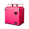 Frio Retro w/ Neon Pink Powder Coat - Frio Ice Chests