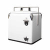 Frio Retro w/ White Powder Coat - Frio Ice Chests