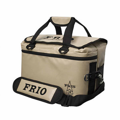 Frio 12 Vault - Tan - Frio Ice Chests