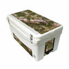 Frio 65 Qt White w/ 5 Panel 3M Vinyl King's Camo Mountain Theme - Frio Ice Chests