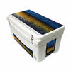 Frio 65 Qt w/ 5 Panel 3M Vinyl Marlin Theme - Frio Ice Chests