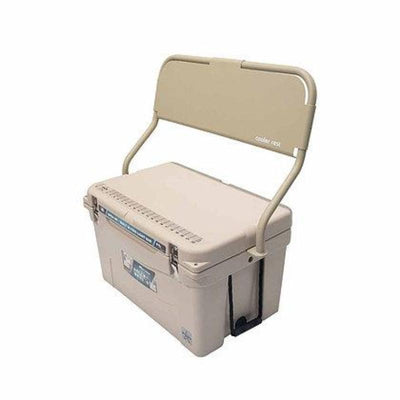 Frio 45 Qt Tan w/ Cooler Rest (Tan). - Frio Ice Chests