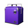 Frio Retro w/ Purple Powder Coat - Frio Ice Chests