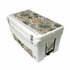 Frio 65 Qt White w/ 5 Panel 3M Vinyl GameGuard Theme - Frio Ice Chests