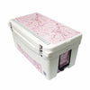 Frio 65 Qt White w/ 5 Panel 3M Vinyl King's Camo Pink Theme - Frio Ice Chests