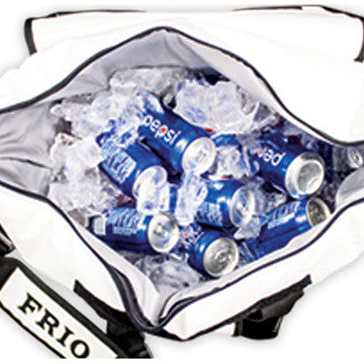 Frio 18 Can Cooler - White - Frio Ice Chests