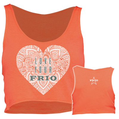Frio Ladies Crop Top